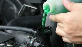 Замена охлаждающей жидкости: как часто?