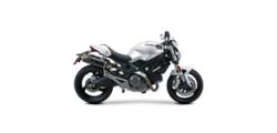 Ducati Monster 821 - лого