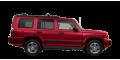 Jeep Commander  - лого