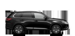 Mitsubishi Outlander 7 мест 2018-2021 новый кузов комплектации и цены