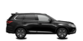 Mitsubishi Outlander 7 мест - лого