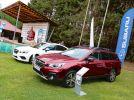 Презентация новых Subaru Outback и Legacy: для влюбленных и влюбившихся - фотография 34
