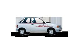 Ford Festiva 1996-2003