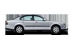 Daewoo Evanda 2002-2004