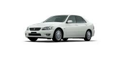 Toyota Altezza седан 1998-2005