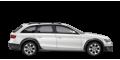 Audi A4 allroad quattro  - лого