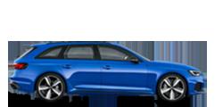 Audi RS4 Avant 2017-2021 новый кузов комплектации и цены