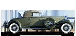 Chrysler Imperial купе-кабриолет 1931-1933