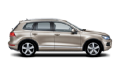 Volkswagen Touareg  - лого