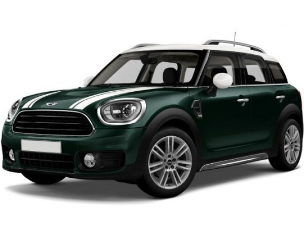 MINI Cooper Countryman D фото