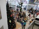 АвтоКлаус Центр собрал маленьких гостей на новогодний праздник - фотография 49