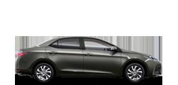 Toyota Corolla седан 2015-2019