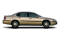 Chevrolet Impala  - лого