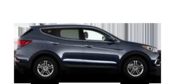 Hyundai Santa Fe среднеразмерный кроссовер 2015-2021
